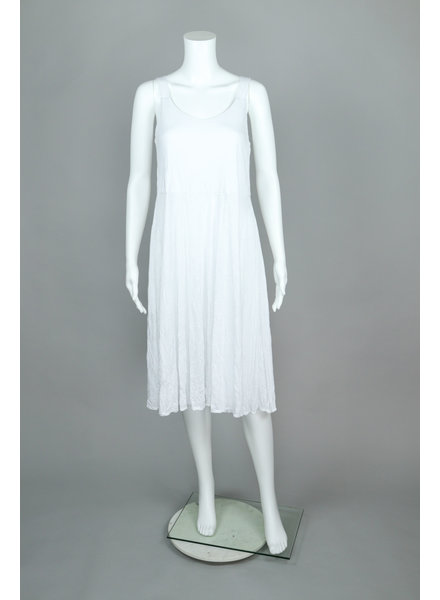 Comfy USA White Phoenix Dress