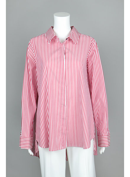 Comfy USA Red Stripe Carrie Shirt