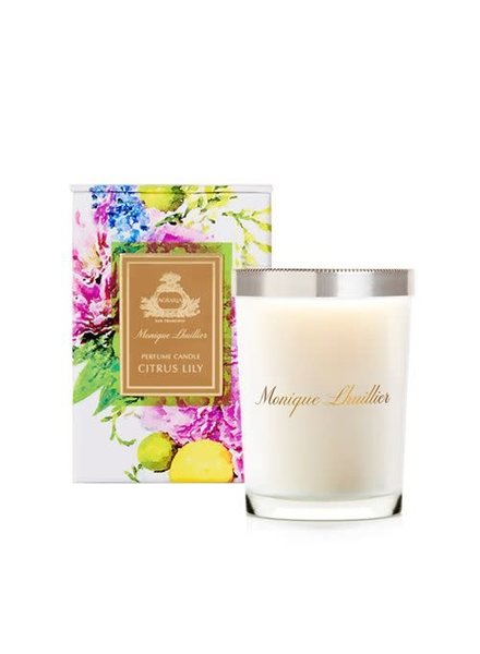 Agraria Home Monique Lhuillier Citrus Lily Scented Candle