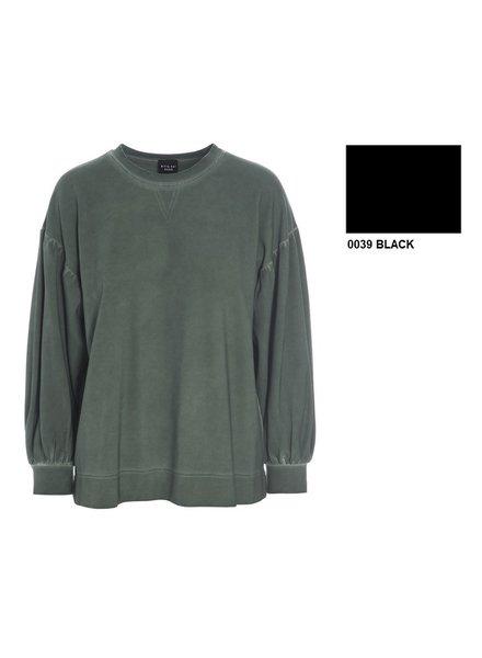Bitte Kai Rand Black Cold Dye Jersey Blouse