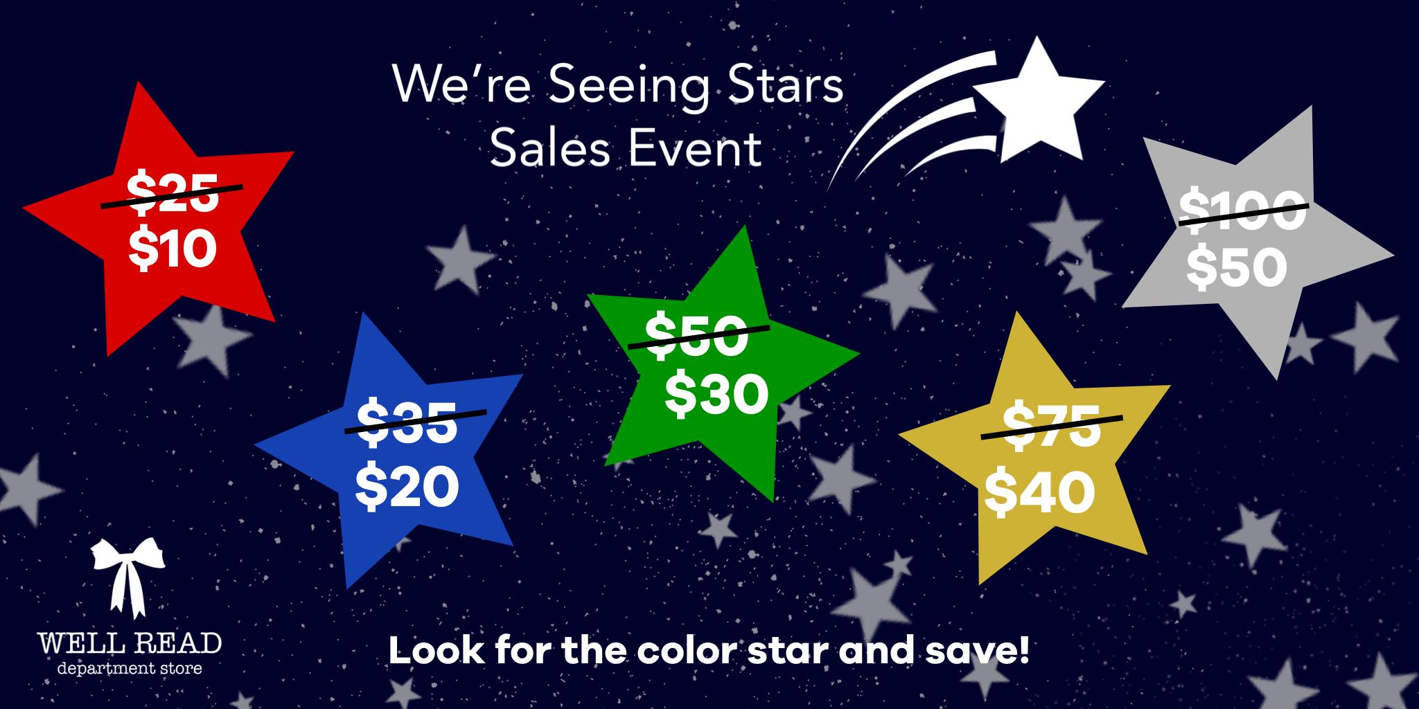 Star Sale