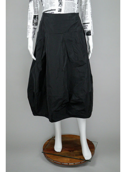 Comfy USA Sun Kim Black Midtown Skirt
