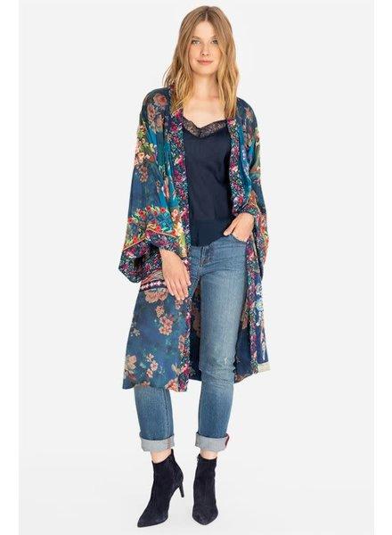 Johnny Was Hazel Long Kimono