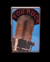 Houston Llew No. 097 You Rock Spiritile