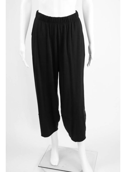 Comfy USA Knit Crop Full Leg Pant