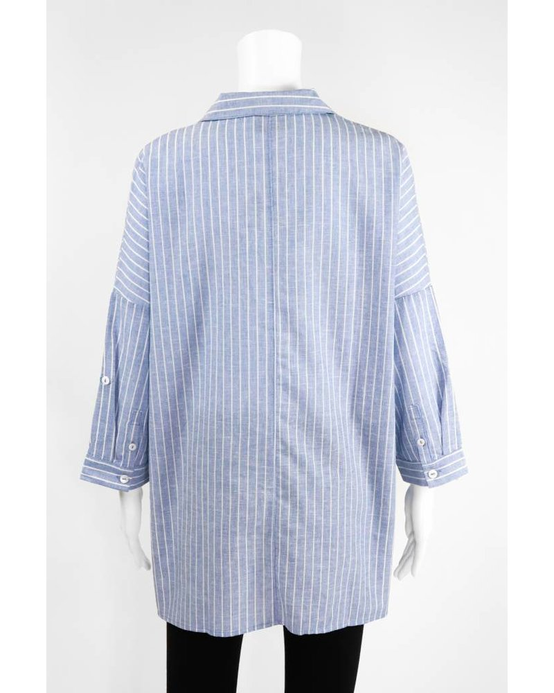 Inae Collection 3/4 Sleeve Boxy Shirt