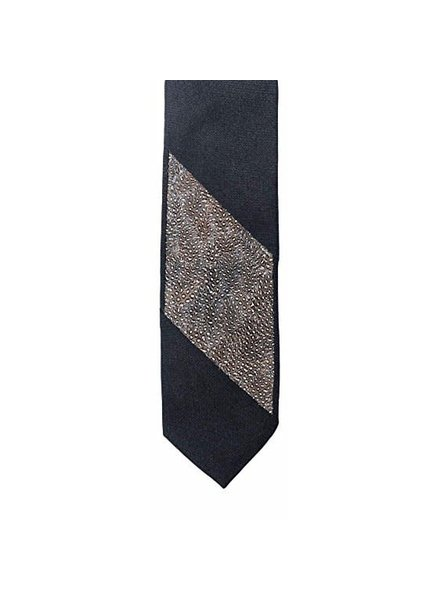Brackish Feathered Tie