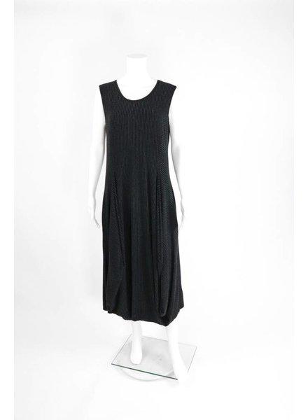 Luukaa Knitted Stripe Dress