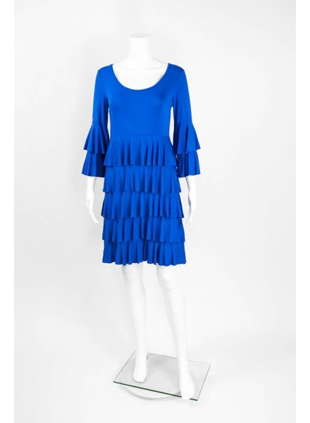 Isle Apparel Coastline Ruffle Dress