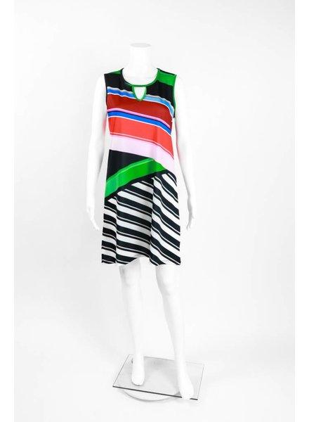 Isle Apparel Montauk Striped Dress