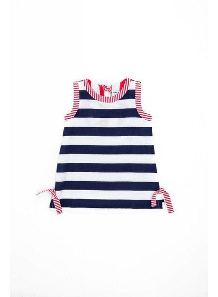 Gretchen Scott Simple Striped Dress