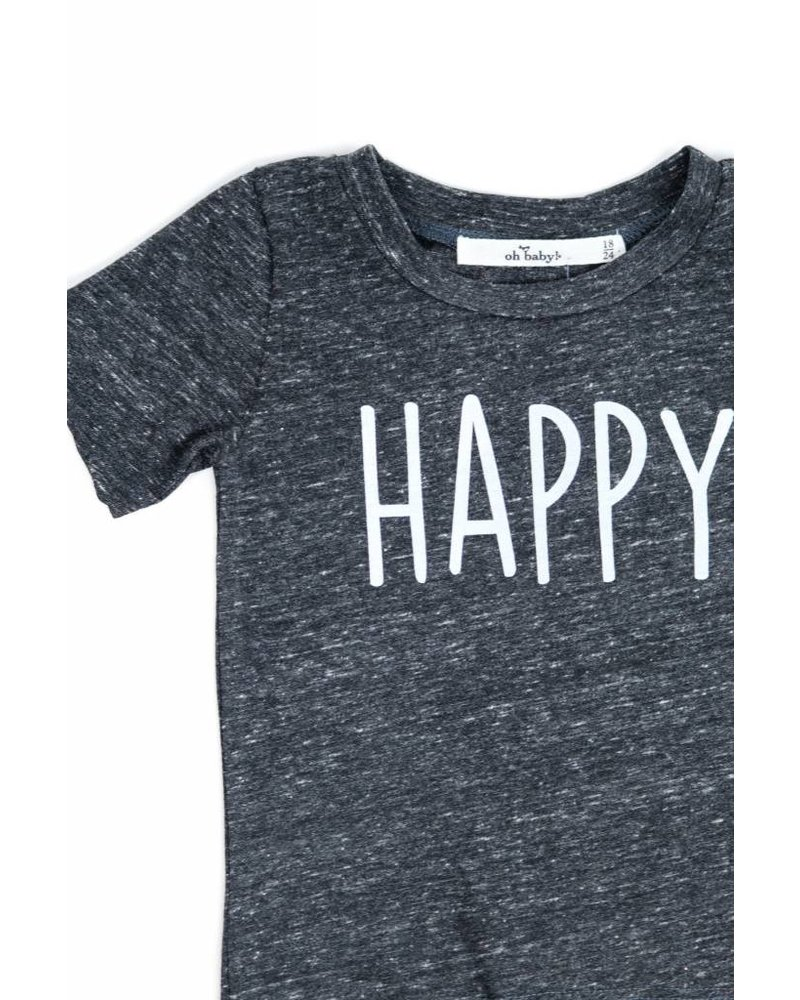 Oh Baby! Happy T-Shirt