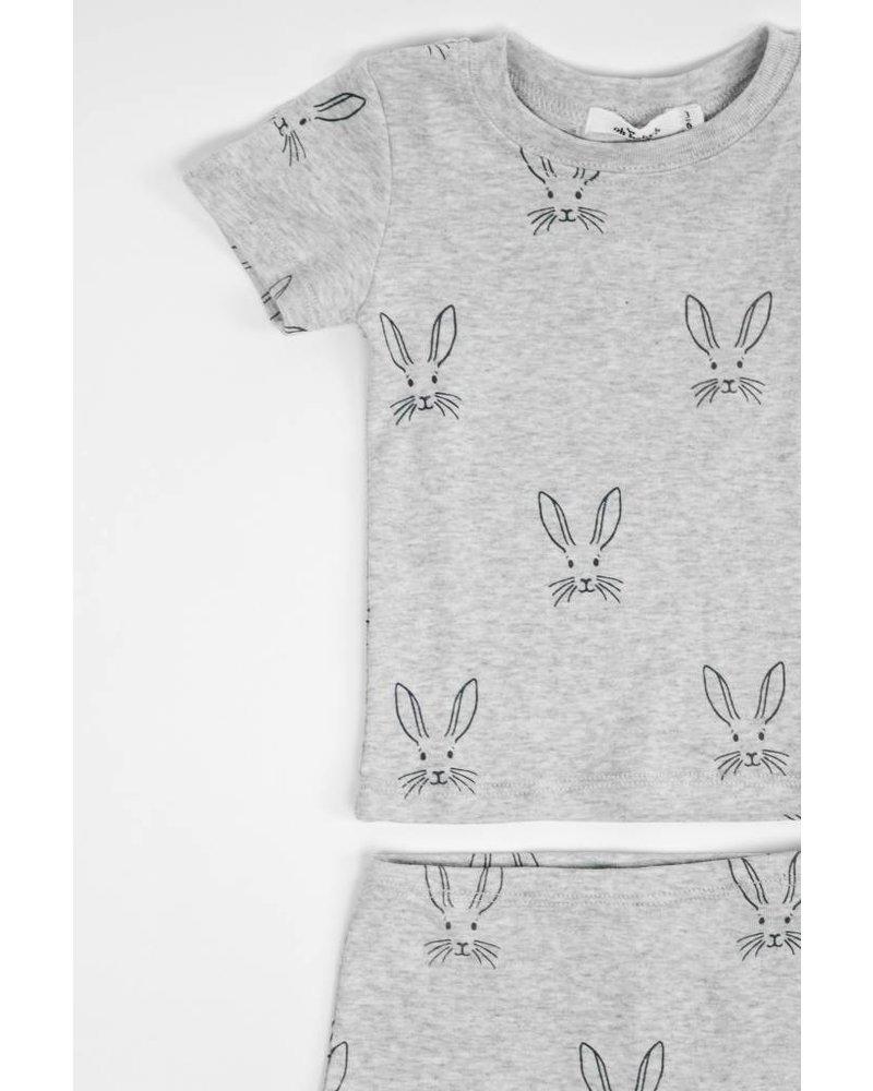 Oh Baby! Bunny Shirt / Short Set