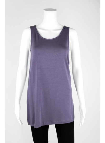 Chalet Sleeveless Long Tank Top