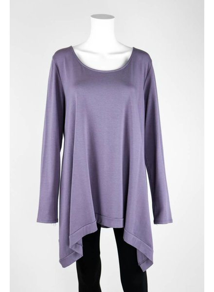 Chalet Long Sleeve Round Neck Tunic