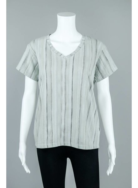 Prairie Cotton Short Sleeve Relaxed T-Shirt