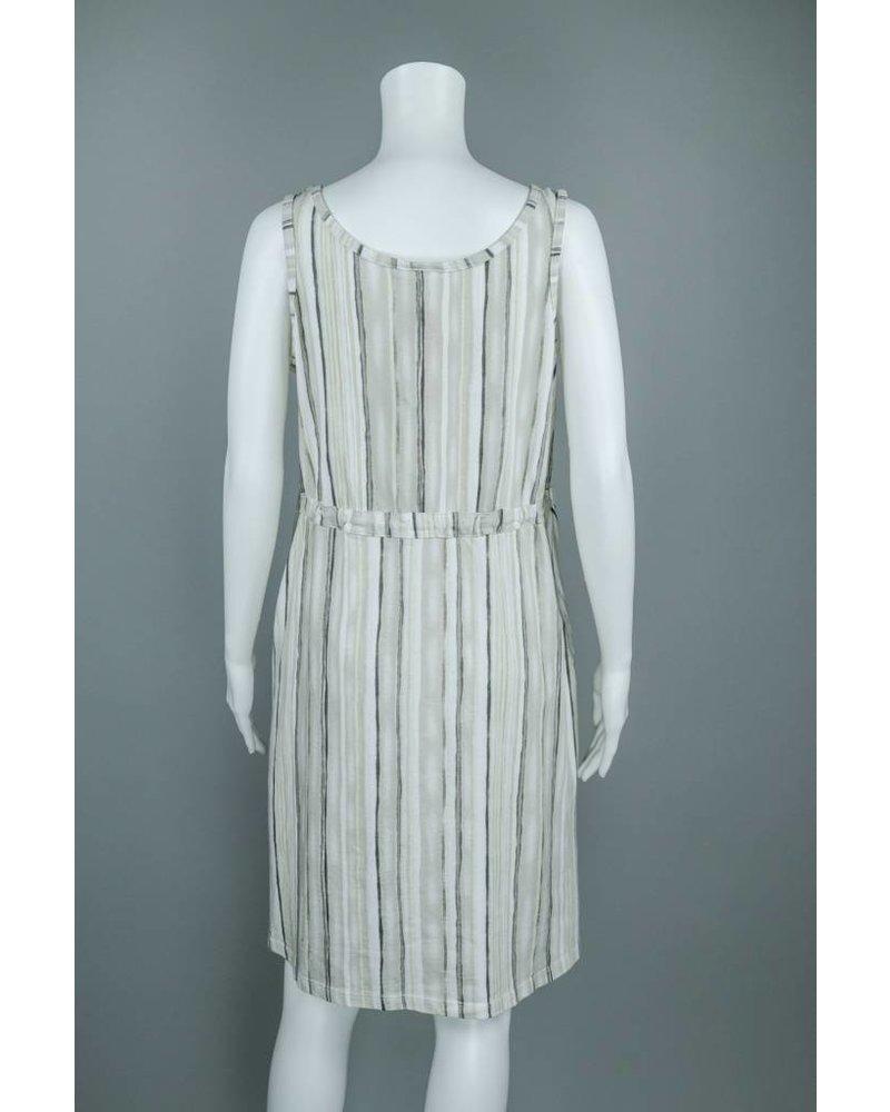 Prairie Cotton Empire Tie Dress