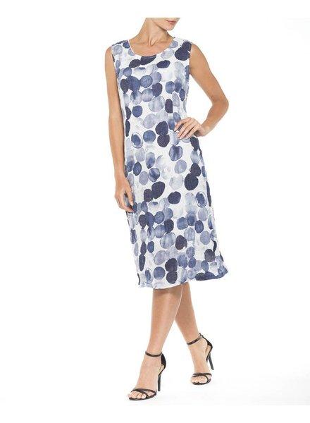 Combo Linen Dress