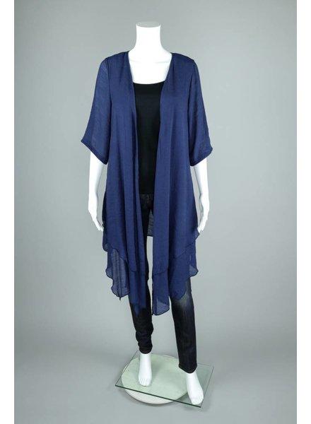 Alison Sheri Long Knit Sweater