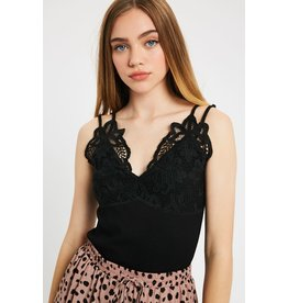 Lace Detailed Cami