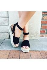 The Walk With Me Espadrille Platform Sandal