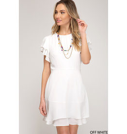 Must Have LWD - Little White Dress
