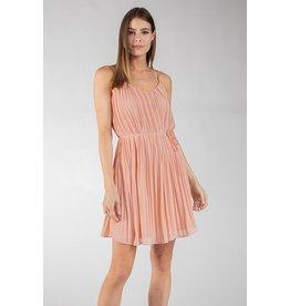 Penelope Pleated Dress