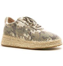 Camo Espadrille Sneaker
