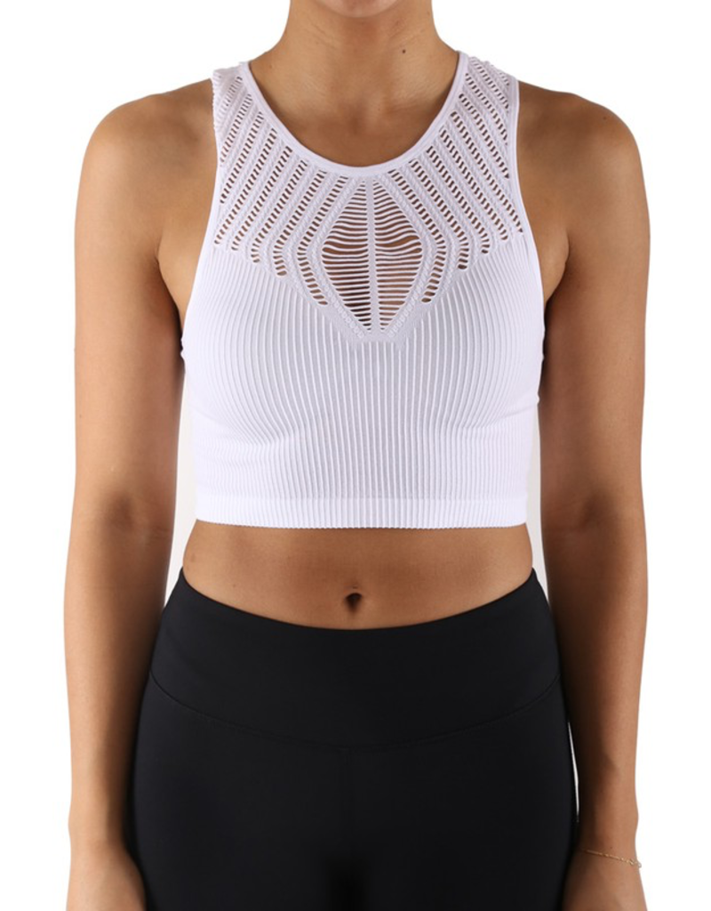 The Go Time Caged Bralette
