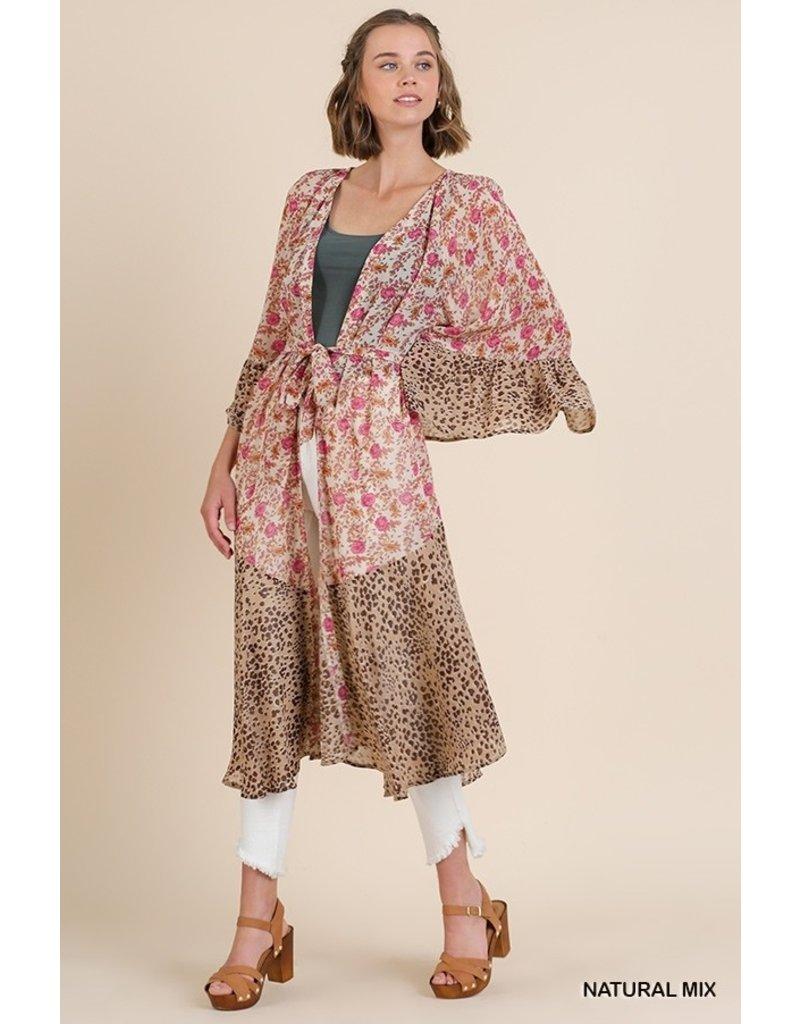The Salty + Sweet Duster Kimono