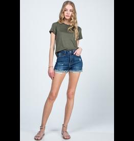 Pixie High Waisted Shorts