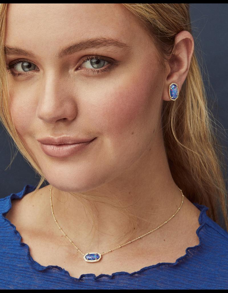 Ellie Opal Earrings