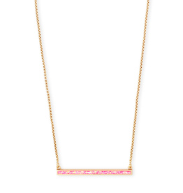 Kendra Scott Kelsey Bar Necklace
