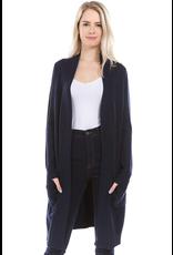 Cozy + Classy Duster Length Cardigan