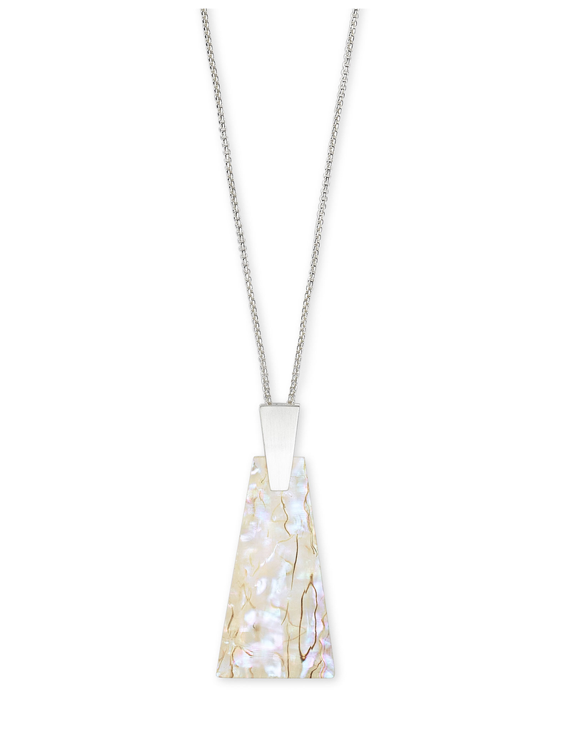 The Collins Long Pendant Necklace