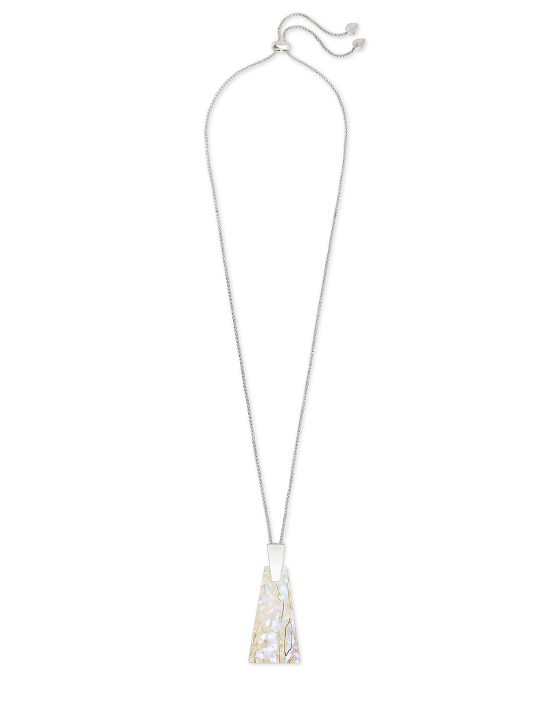 Collins Long Pendant Necklace