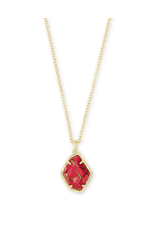 ELLINGTON SHORT PENDANT NECKLACE