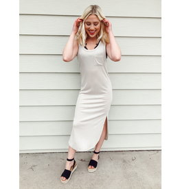 Grab And Go Midi Dress