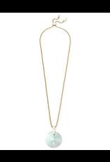 Kendra Scott Jolie Long Pendant Necklace