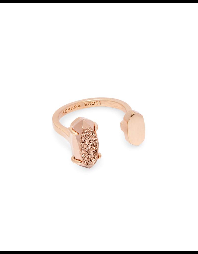 Kendra Scott Pryde Ring Rose Gold