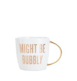 14oz Might Be Bubbly Mug
