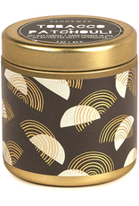 Tin Candle Tobacco & Patchouli