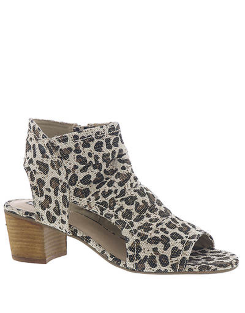 The Anna Open Toe Bootie