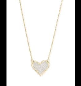 Kendra Scott Ari Heart Pendant Necklace