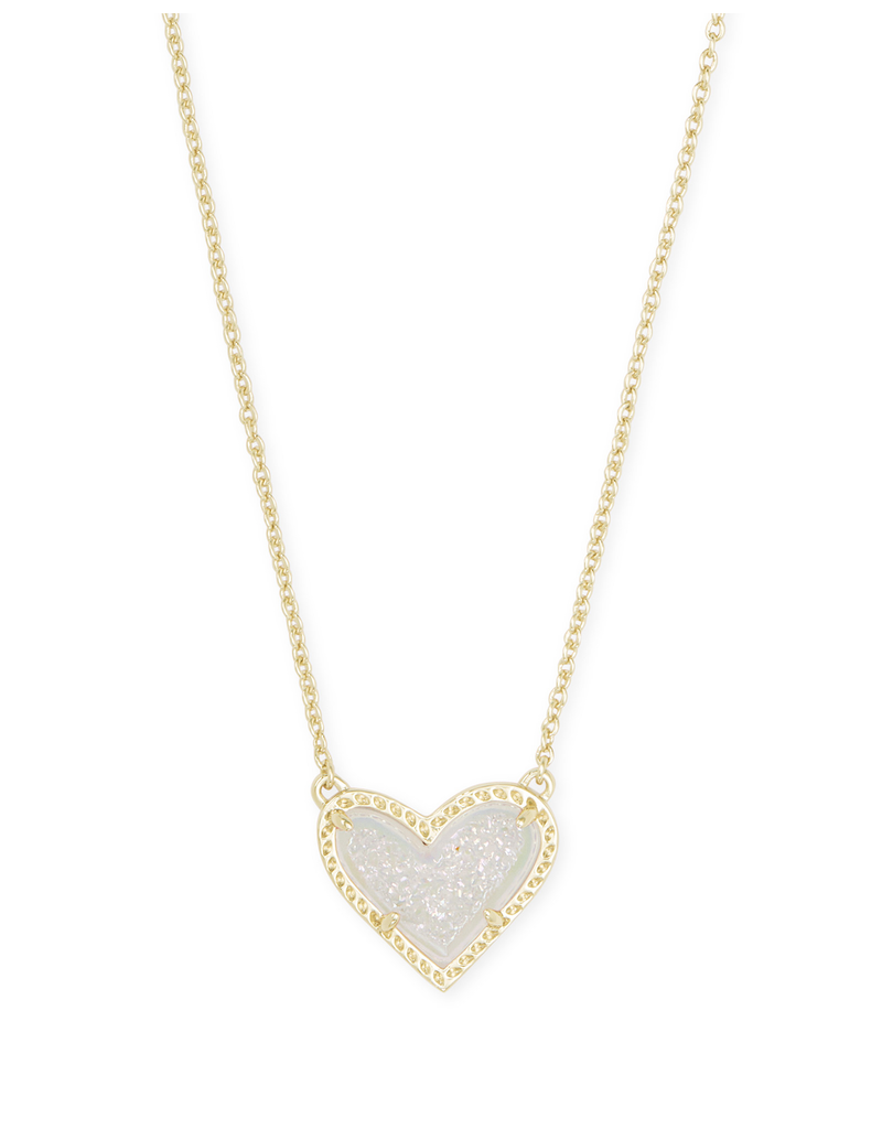Kendra Scott Ari Heart Pendant Necklace