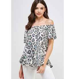 Novah Off The Shoulder Top
