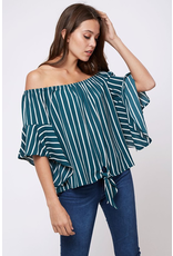 Brianna Off The Shoulder Top