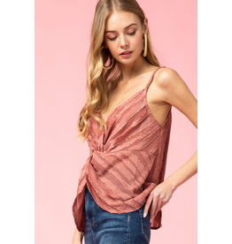 Kennedy Knotted Top