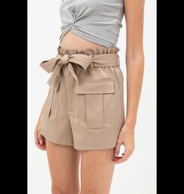Evie Paperbag Waist Shorts