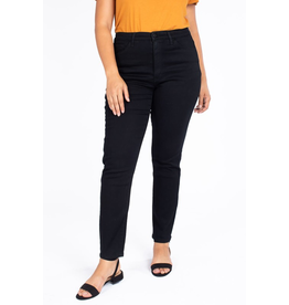 Curvy Collection - Black Skinny